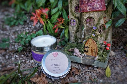 *NEW* Fairy Dust - Soy Wax Candle in Tin 200ml